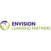 Envision Learning Partners Logo - Scaling Student Success a California Partnership