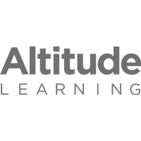 Altitude Learning Logo - Scaling Student Success a California Partnership